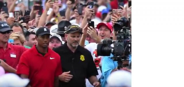 Why Tiger Woods' win at The Tour Championship is so special. [Image courtesy – USA Today YouTube video]