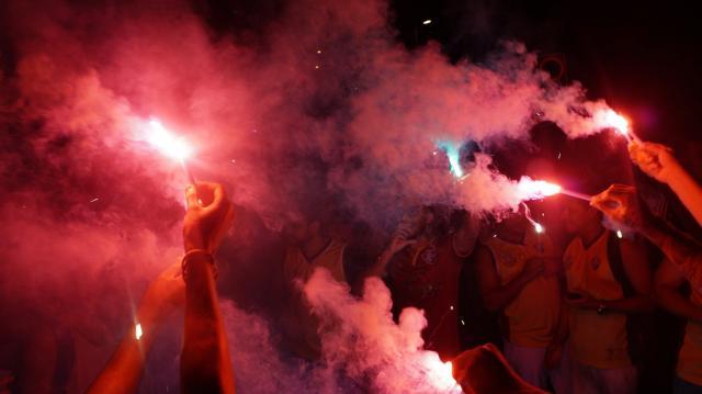 Planos da torcida do Fluminense são vetados