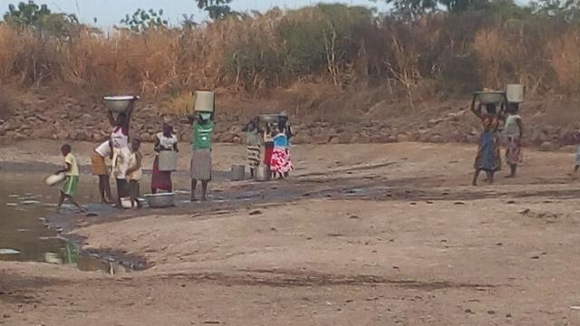 Ghana: Paul Nyojah Dalafu/Sanguli-Saboba/Northern region.