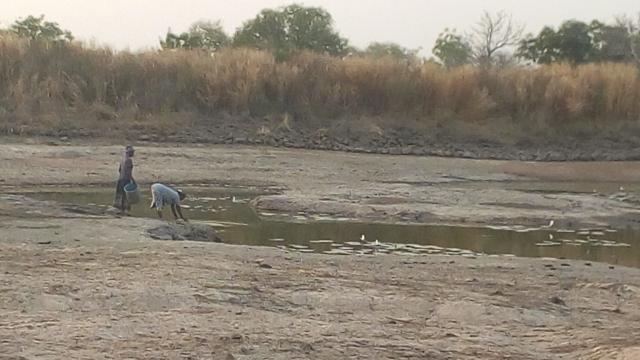 Ghana: Paul Nyojah Dalafu/Sanguli-Saboba/NR/water crisis