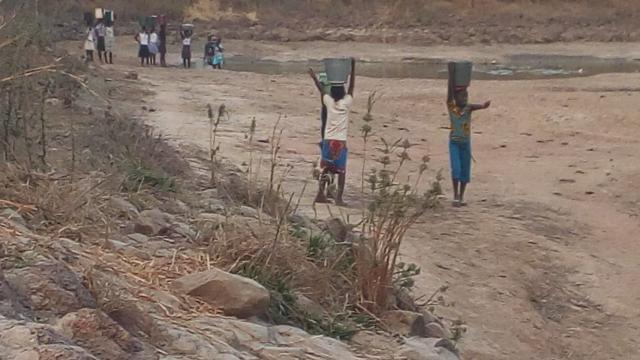 Ghana: Paul Nyojah Dalafu/Sanguli-Saboba/NR/watershortage