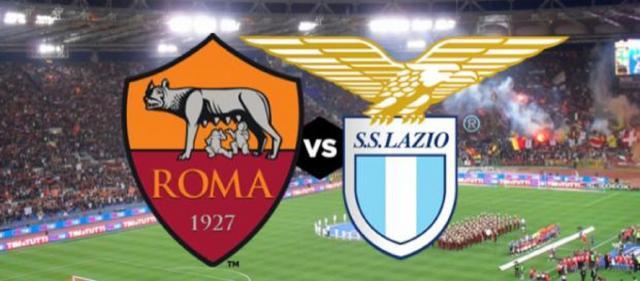 Roma-Lazio, derby della capitale anticipo del sabato in Serie A (Sky Sport)