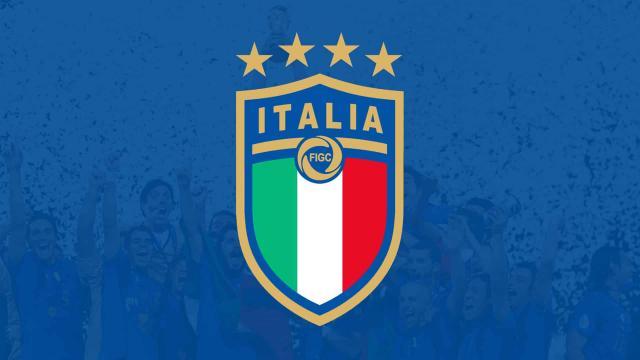 Il logo della Nazionale italiana.