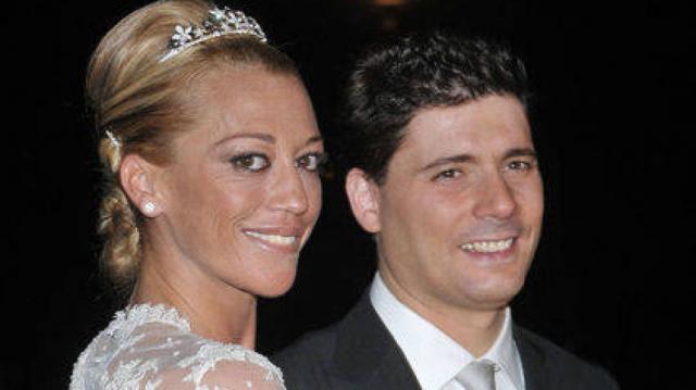 Primera boda de Belén Esteban con Fran Álvarez