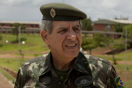 General Augusto Heleno afirma que não será vice de Bolsonaro - 18 ... - com.br