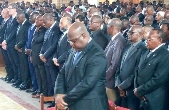 Messe des victimes: Pourquoi l'église catholique a fait honneur à ... - journaldesnations.net