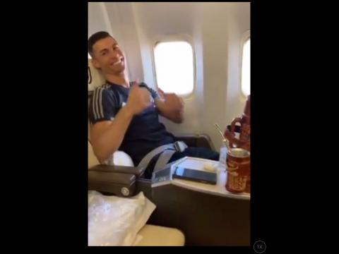 Juventus, Ronaldo in viaggio verso Gedda