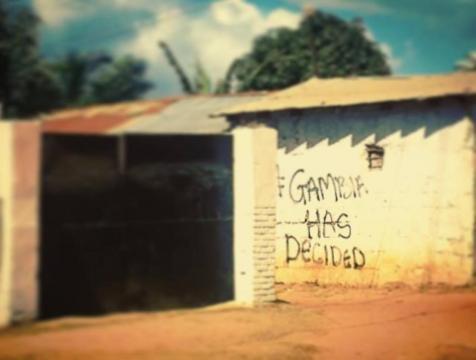 Símbolo de la llegada del cambio para los gambianos y gambianas