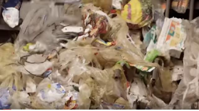 Examples of plastic pollution. [Image source/United Nations YouTube video]