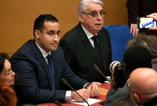 France - Monde | Devant les sénateurs, Benalla répond a minima ... - laprovence.com