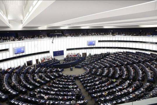 Discours du président de la République au Parlement européen   La ... - en-marche.fr