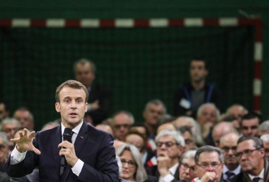 France - Monde | Grand débat : Macron dans la Drôme face à ... - laprovence.com