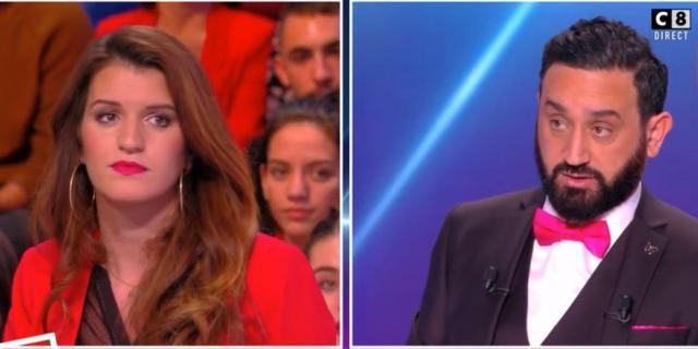 Marlène Schiappa chez Cyril Hanouna : bonne ou mauvaise idée? - lejdd.fr