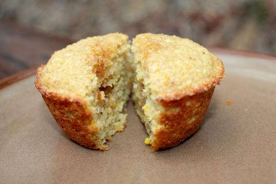 Muffin al cocco: ingredienti e preparazione.