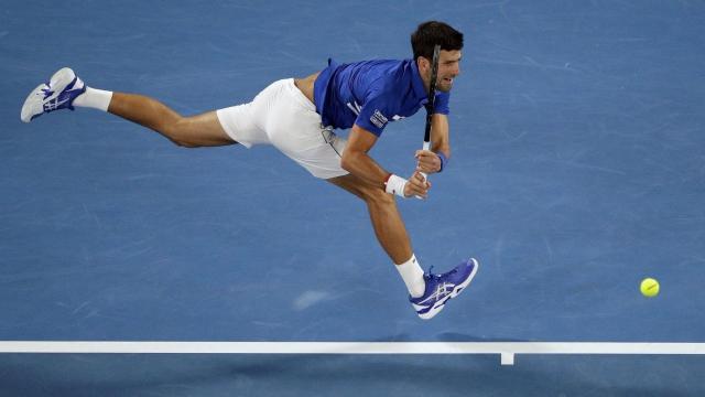 Djokovic ha tenido un gran regreso después de su cirugía de muñeca. www.orlandosentinel.com