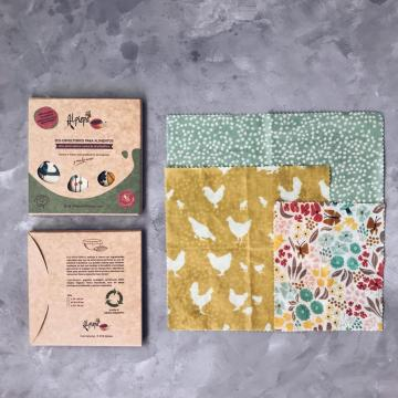 Ejemplo de packaging. Foto cedida por Ismael Morales López