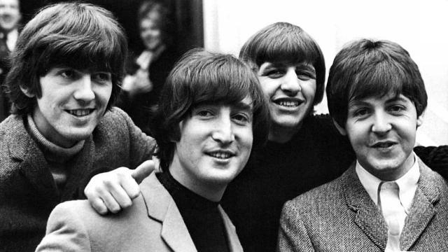A new film is being made about the Beatles, with Peter Jackson using 55 hours of unseen footage and audio. [Image Roger Flickr]