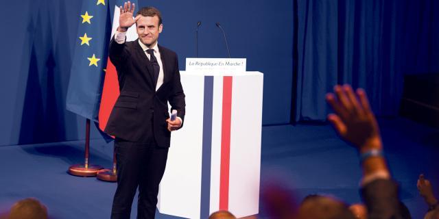 Macron, l'onde de choc - lejdd.fr