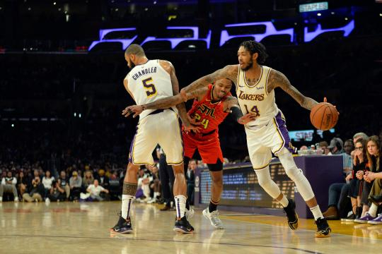 Tyson Chandler has become one of the NBA's best screeners since ... - silverscreenandroll.com