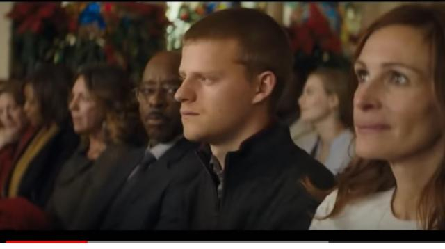 BEN IS BACK Official Trailer (2018) Julia Roberts, Lucas Hedges Drama Movie HD. [Image source/Zero Media YouTube video]