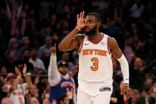 Hardaway Jr. también pasa de los Knicks a Dallas. www.nypost.com