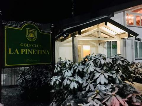 Il golf club La Pinetina, ad Appiano Gentile, ospita seminari di Rebirthing ogni due mesi