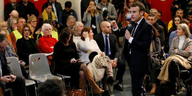 Référendum : ce qu'Emmanuel Macron pourrait demander aux Français - lejdd.fr