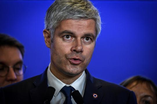 Wauquiez demande à Macron un référendum sur sa politique - parismatch.com