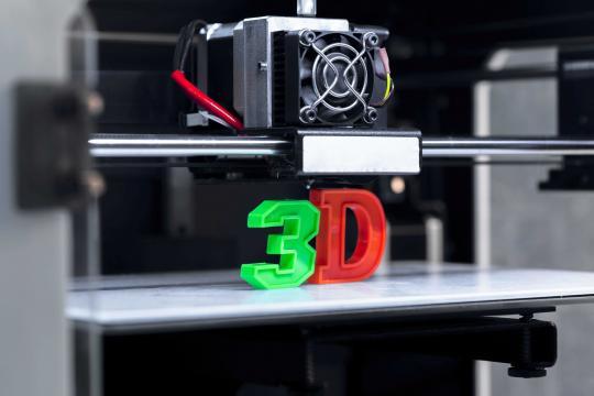 Impressão   Como a impressão 3D irá transformar nossas vidas - futuroexponencial.com