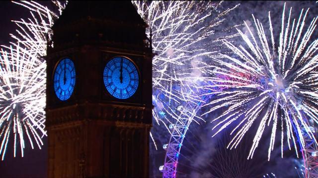 London Fireworks 2017 - News & Photos | WVPhotos - wvphotos.com