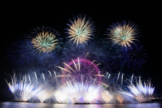London's New Year Eve Fireworks 2018 | How To Get Tickets - timeout.com