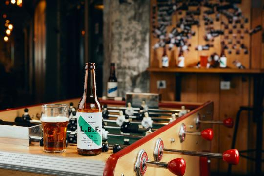 Made in France : la Brasserie Fondamentale, le renouveau de la bière artisanale - en situation