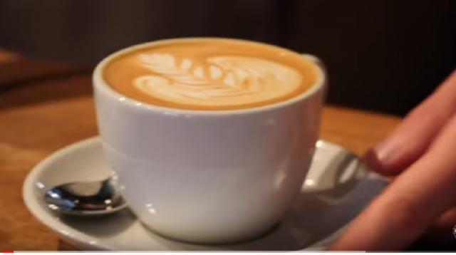 Secrets of a coffee shop - Workshop Coffee London. [Image source/Fine dining TV YouTube video]