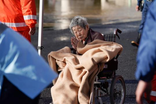 Typhoon Hagibis floods over 1,000 homes in Japan as the death toll ... - usatoday.com