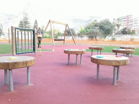 Inaugurazione 'Parco dei Suoni' Palermo 4