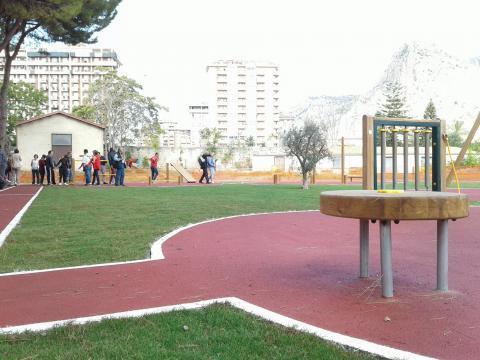 Inaugurazione 'Parco dei Suoni' Palermo 5