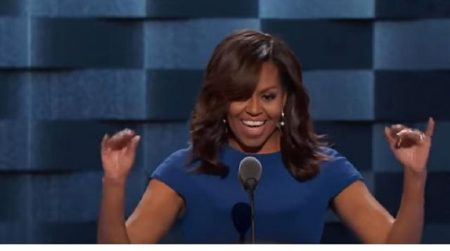 Will Michelle Obama run for President? [Image source/Inside Edition YouTube video]