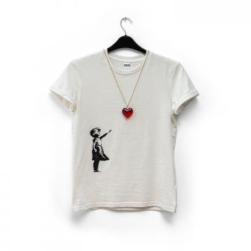 Banksy™ Balloon Tee, la t-shirt