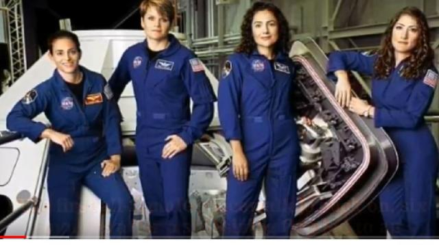 Photogallery - NASA sets the stage for a women centric ...