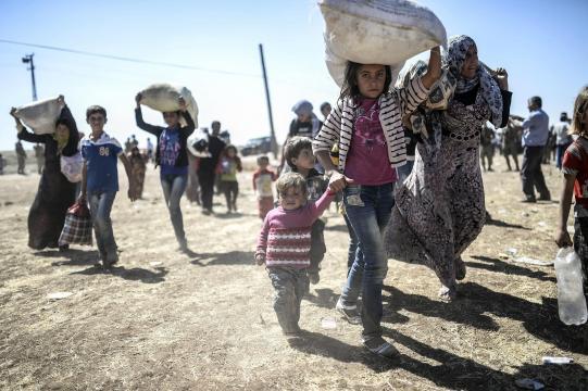 7 anni di guerra in Siria, colossale tragedia umana - Per la pace - perlapace.it
