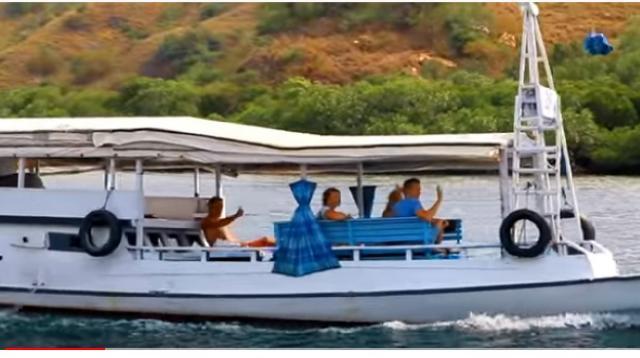 Explore Komodo Island. [Image source/Indonesia Tourism YouTube video]