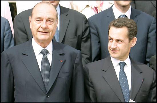 Mort de Jacques Chirac: l'hommage bouleversant de Nicolas Sarkozy - beninwebtv.com
