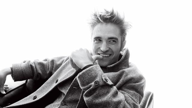 Robert Pattinson sera le nouveau chevalier noir de Gotham