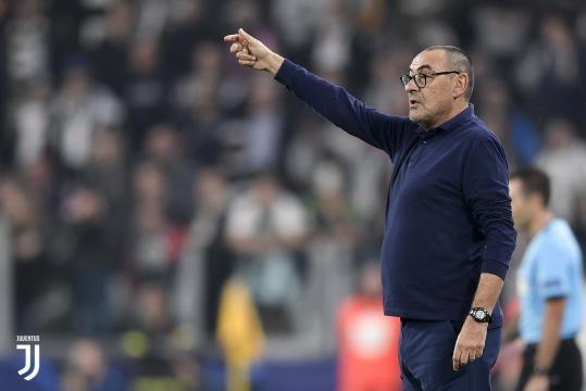 Maurizio Sarri inizia a plasmare la squadra a sua immagine e somiglianza (Juventus.com)