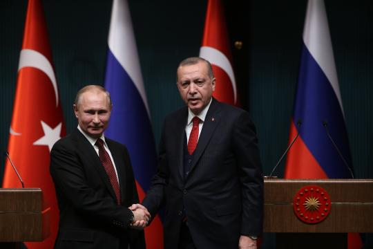President Erdogan Is Turning Turkey Into Putin's Russia | Time - time.com