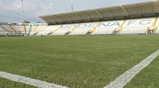 Stadio Alberto Braglia Modena.