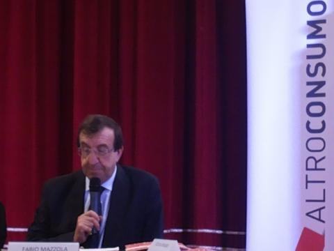 Fabio Mazzola, co rettore dell'Università degli Studi di Palermo