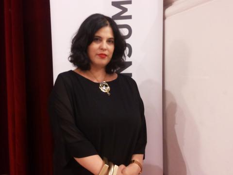 La giornalista Marianna La Barbera 2