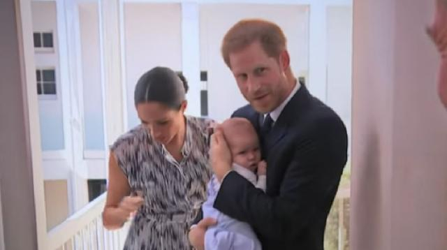 Meghan admits she was warned British tabloids 'will destroy your life.' [Image source/ITV News YouTube video]
