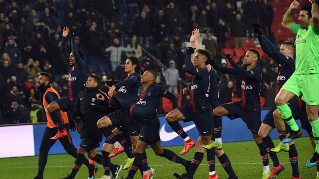 Tuchel stunned by PSG's nine-goal thrashing of Guingamp - foxsportsasia.com